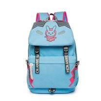 Overwatch D.va Backpack Rucksack School Bag