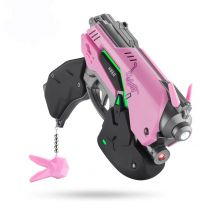 Overwatch D.va Light Gun Portable Mobile Power Bank