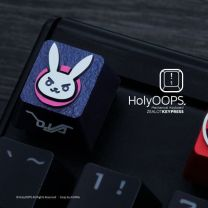 Overwatch D.va Mechanical Keyboard KeyCap