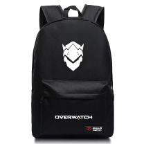 Overwatch Genji Backpack School Bag