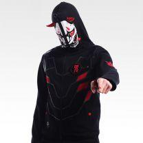 Overwatch Genji Design Premium Cosplay Hoodie