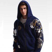 Overwatch Hanzo Design Premium Cosplay Hoodie