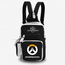 Overwatch Logo Canvas Backpack