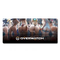 Overwatch Sexy Butt Ass Extra Big Gaming Mouse Mat
