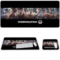 Overwatch Sexy Butt Ultra Large Gaming Mouse Pad Desk Mat