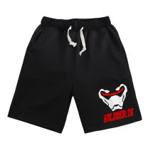 Overwatch Soldier 76 Shorts Men Boardshorts
