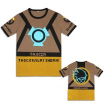Overwatch Tracer Tee Shirt
