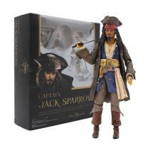 Pirates of the Caribbean Captain Jack Sparrow PVC Action Figure