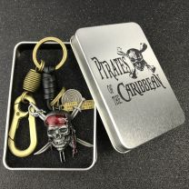 Pirates of the Caribbean Keychain
