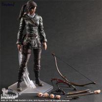 PLAY ARTS 26cm Tomb Raider Lara Croft Action Figure Model