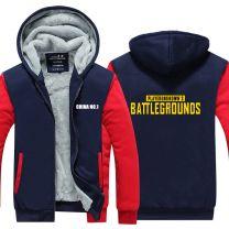 PlayerUnknown's Battlegrounds Thicken Pullover Hoodie