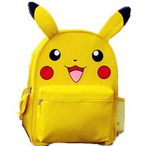 Pocket Monster Pikachu Backpack School Bag