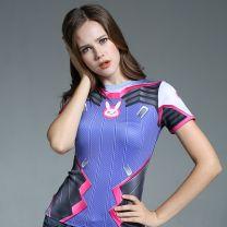Premium Overwatch D.va Fashion Tee Shirt