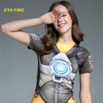 Premium Overwatch Tracer Fashion Tee Shirt
