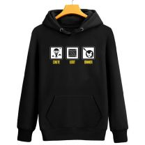 PUBG PlayerUnknown's Battlegrounds Chute Look Dinner Hoodie