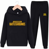 PUBG PlayerUnknown's Battlegrounds Hoodie Sweatpants Set