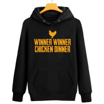 PUBG PlayerUnknown's Battlegrounds Winner Winer Chicken Dinner Hoodie