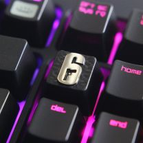 Rainbow Six Mechanical Keycap