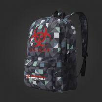 Resident Evil Danger Warning Umbrella Backpack