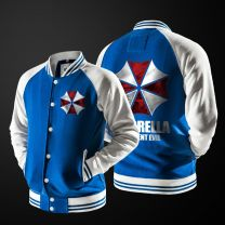 Resident Evil Umbrella Baseball Jacket