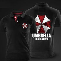 Resident Evil Umbrella Polo Shirt