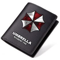 Resident Evil Umbrella PU Leather Bifold Wallet