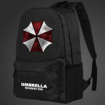 Resident Evil Umbrella School Bag Backpack