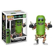 Rick and Morty Pickle Rick Funko POP