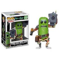 Rick and Morty Pickle Rick With Laler Funko POP