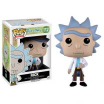 Rick and Morty Rick Funko POP