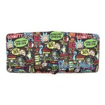 Rick and Morty Short Wallet