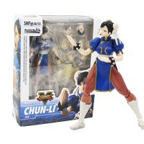 SHFiguarts Street Fighter Chun Li PVC Action Figure