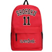 Slam Dunk Rukawa Kaede Backpack Student Bag