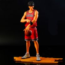 Slam Dunk Rukawa Kaede PVC Action Figure Stature