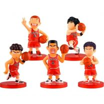 Slam Dunk Shohoku School PVC Action Figure