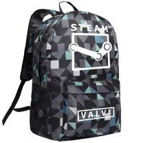 Steam Value Oxford Backpack School Bag