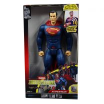 Superman Action Figure Model With LED Light And Sound
