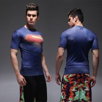 Superman Fitness T-Shirt - Men's