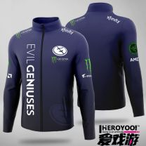 Team Evil Geniuses Jacket Full-zip Hoodie