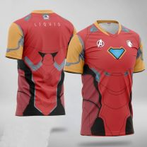 Team Liquid x MARVEL Iron Man Jersey