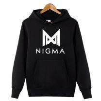 Team Nigma Pullover Hoodie Casual Sweatshirts