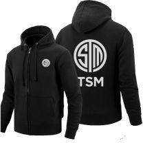 Team SoloMid Men's Pullover Fleece Full-Zipper Hoodie