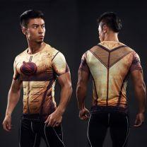 The Flash Man Fitness T Shirt  - Men's
