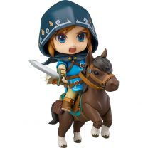 The Legend of Zelda 733-DX Nendoroid Link Action Figure
