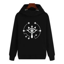 The Legend of Zelda Pullover Hoodie Without Zipper