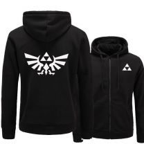 The Legend of Zelda Zipper Pullover Hoodie