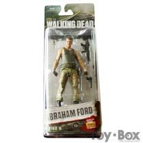 The Walking Dead Abraham Ford PVC Action Figure Model