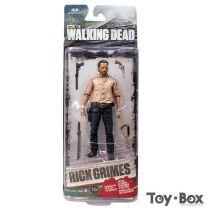 The Walking Dead Rick Grimes PVC Action Figure Model