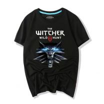 The Witcher 3 Wild Hunt Black Tee Shirt