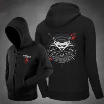 The Witcher 3 Wild Hunt Zipper Hoodie